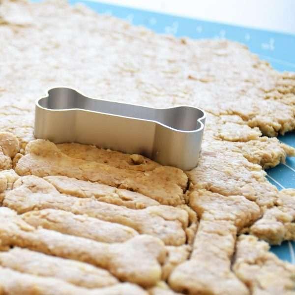 Bone-Shaped Cookie Cutter