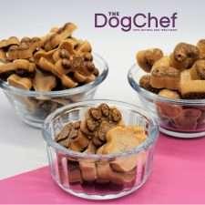 Coconut Oil Dog Treats