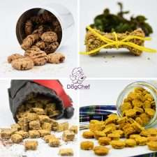 Dog Treat Baking Mixes from The Dog Chef