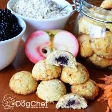 Fruit Dog Treats Recipe