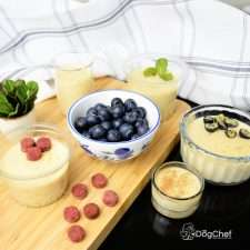 Sago Pudding for Dogs