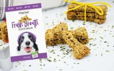 Fresh Breath Dog Biscuits